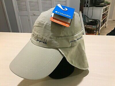 98cf993245397 Columbia PFG Fishing Hiking Sun Protection UPF 40 Hat Omni Shade One Size  Unisex