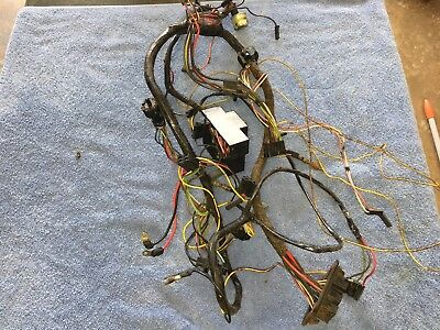 1969 dodge coronet plymouth roadrunner satellite under dash wiring harness