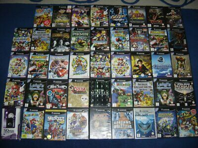 Nintendo Gamecube Gc Top Spiel Klassiker Mario Kart Super Mario Party Sonic