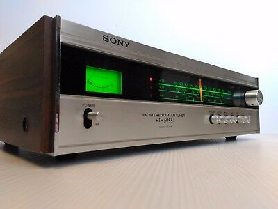 Sintonizzatore Tuner Stereo Receiver Vintage Sony ST-5055L