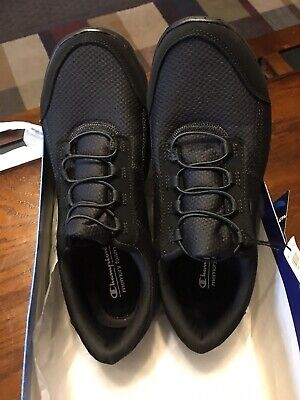 470156cc26e31 NWT Champion Memory Foam Women s Athletic Shoes Black Size 8 1 2 Wide