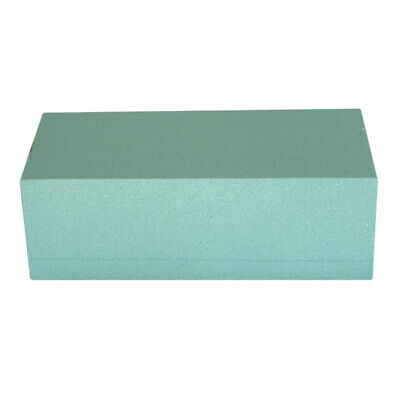 Floral Foam Bricks Flower Mud Green Styrofoam Wet Foam Blocks 23x11x7.5 cm