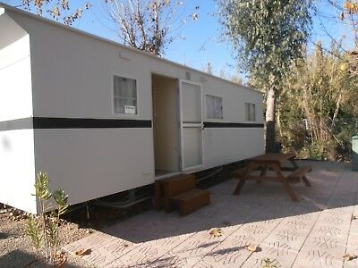 12 weeks in a mobile home in Spain with fishing lake only £720