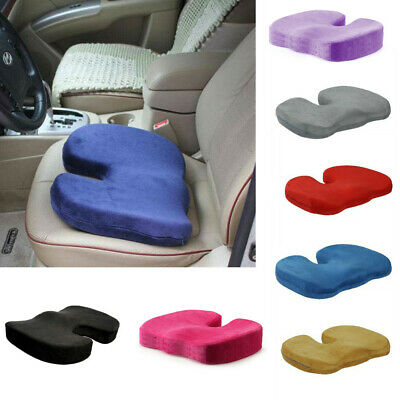 Universal Car Seat Hip Cushion Protector Sit Cover Pad Protect Lower Back Spinal