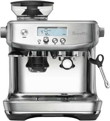 NEW Breville BES878BSS4JAN1 The Barista Pro Espresso Machine - Stainless Steel