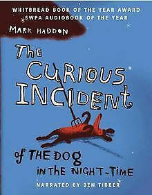 Curious Incident of the Dog in the Night-Time (4 Cassette)... | Livre | état bon