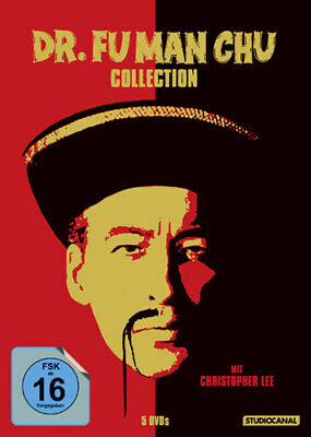 Dr. Fu Man Chu Collection [5 DVDs] [DVD]