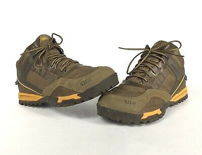 f7f8a86b 5.11 RANGE MASTER WATERPROOF TACTICAL BOOTS 12309 / DARK COYOTE - Mens SIZE  10