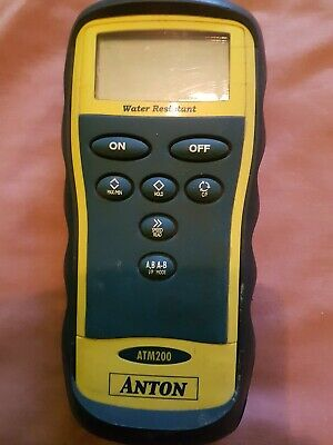 Anton ATM200 Digital Differential Thermometer -