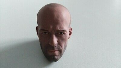 ----- Head ----- JASON STATHAM ------ Sculpt ----- Kopf ----- 1/6
