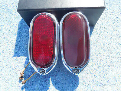 1940 Chevrolet Deluxe Tail lights