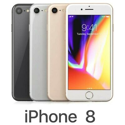 iPhone 8 64gb/ 256gb Factory Unlocked Smartphone *Canadian Seller*