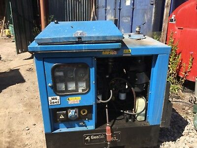 Kubota engine D1105D 3 cylinder engine working with generator but not working
