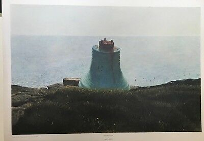 JAMIE WYETH -  Bronze Age - 1969 Original print from Farnsworth Museum