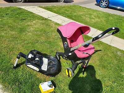 Doona Car Seat Stroller in sweet Group 0 Birth to 13kg