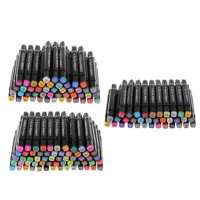 Universal Oil Based Markers Pens for Metal Wood Glass Rock Stone Permanent