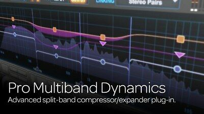 Avid Pro Multiband Dynamics AAX Plug-in Plugin FOR Pro Tools 2018 12 11