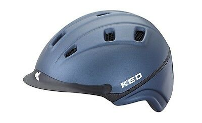 KED® Reithelm Reitkappe BASCO navy nightblue
