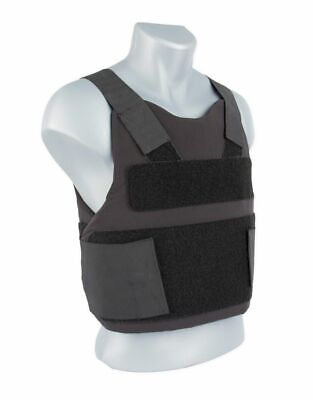 TPG Black Soft Body Armor Concealed Carrier Made in USA