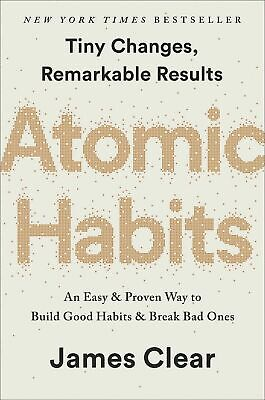 Atomic Habits by James Clear (2018, eBooks)