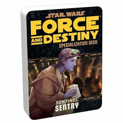 Force And Destiny - Sentry Specialization Deck
