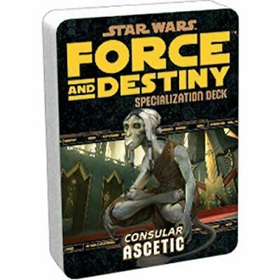 Force And Destiny - Ascetic Specialization Deck