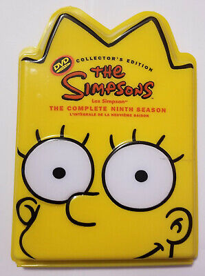 Dvd The Simpsons Collector's Edition The Complete Ninth Season