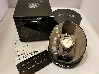 Citizen Women's Quartz Stainless Steel Casual Watch, Color Two Tone FE1144-85B