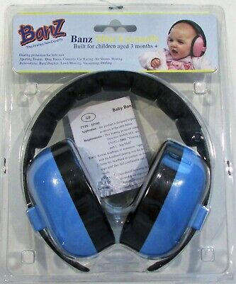 Baby Banz Earmuffs Infant Hearing Protection