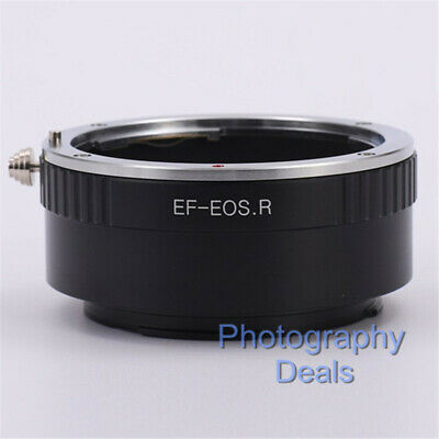 EF-EOS R Lens Mount Adapter for Canon EOS EF EF-S Lens to Canon EOS-R RF Camera
