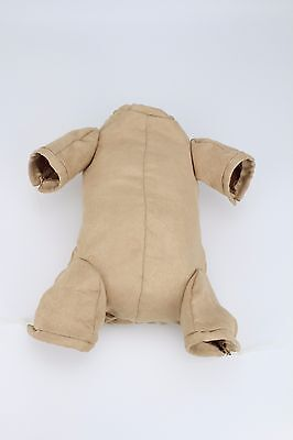 """Reborn Baby Dolls Doe Suede Bodies for 22"""" Newborn Doll Kits With 3/4 Limbs"""