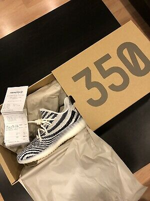 9ef0832770a Adidas Yeezy 350 Boost V2 Zebra Size 9 DS 100% Authentic With Receipt Never  Worn