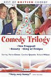 Best of British Comedy: Comedy Trilogy (DVD, 2009, 3-Disc Set Brand New-Sealed