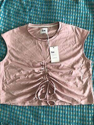 bae the label Maternity Time After Time Crop Top. Size S