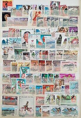 Africa South Namibia Classic Mint and Used Stamps Collection Lot # 19