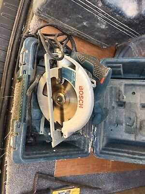 Bosch GKS 190 Circular Saw With Carry Case 1400w 230v