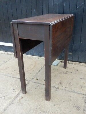Drop leaf table, dining table, antique,mahogany