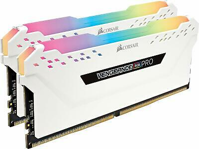 Corsair Vengeance RGB PRO 16 GB (2 x 8 GB) DDR4 3200MHz C16 XMP 2.0 Illuminated