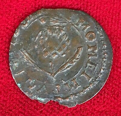 Scotland. Charles I, Twopence 'Turner', 1632-39. Earl Of Sterling Coinage.