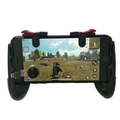 Mobile Game Aim Smart Phone Gaming Trigger L1R1 Shooter Controller for PUBG