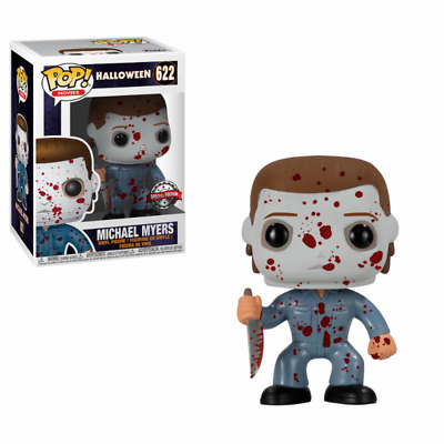-=]  FUNKO - POP 622 Halloween Michael Myers Special Edition Blood [=-