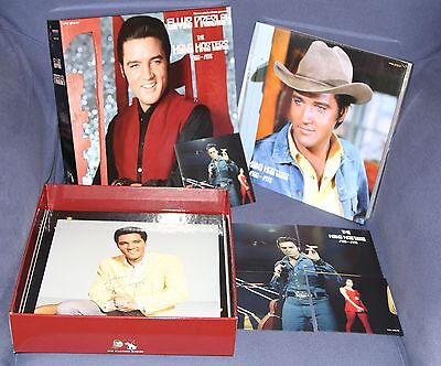 ELVIS PRESLEY - THE MONO MASTERS 1960 - 1975 (5 CD + Book Set Limited & Sealed)