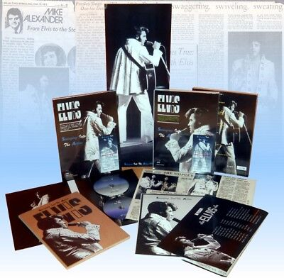ELVIS PRESLEY Swinging into the Action 2 CD Deluxe set sealed