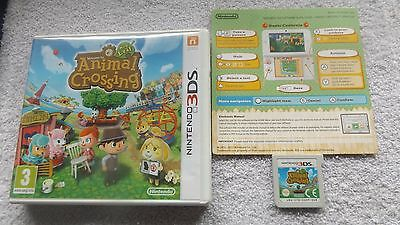 Animal Crossing New Leaf Nintendo 3Ds Simulation V.g.c. Fast Post