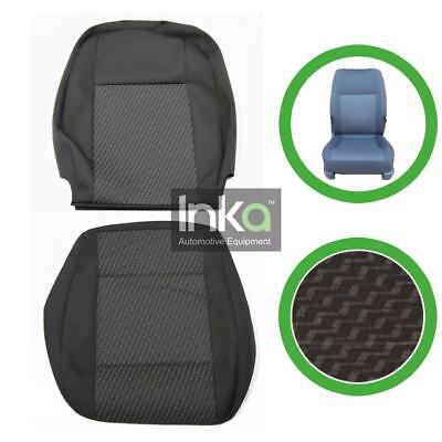 Replacement VW Transporter T5 Drivers Seat Cover Tasamo Cloth Genuine OEM