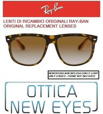 Lenti di Ricambio RAYBAN RB 4147 710/51 size 60 Replacement Lenses Ray Ban BROWN