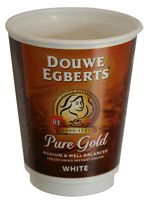 douwe egberts white coffee In Cup Drinks 2GO 12oz 340ml 150 drinks