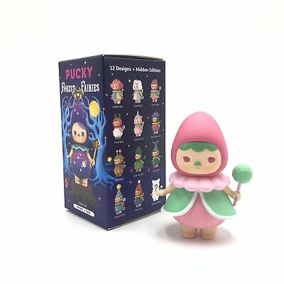 New Pucky x POP MART Forest Fairies 1//12 Longhat Fairy Figure Designer Toy