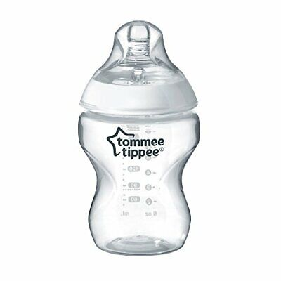 Tommee Tippee Closer to Nature 260ml9oz Bottle