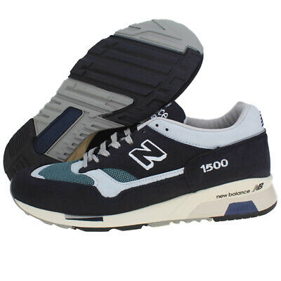 Scarpe New Balance  1500 Made in UK Nubuck Codice M1500OGN - 9M